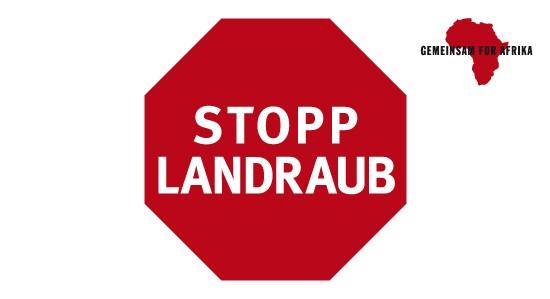 STOPP LANDRAUB