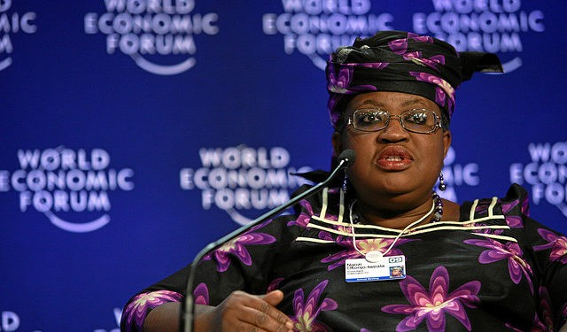 Ngozi Okonjo-Iweala._©Remy Steinegger CC BY-SA 2.0