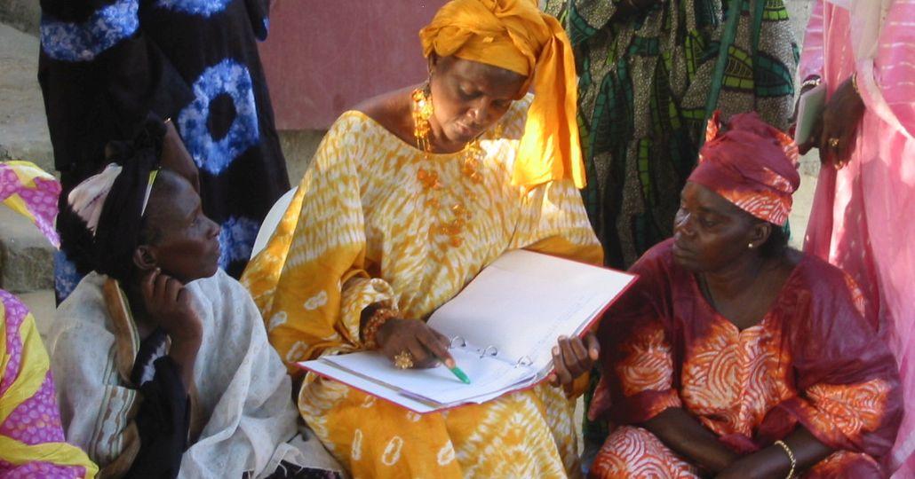 Frauen im Senegal_©Aktion Canchanabury