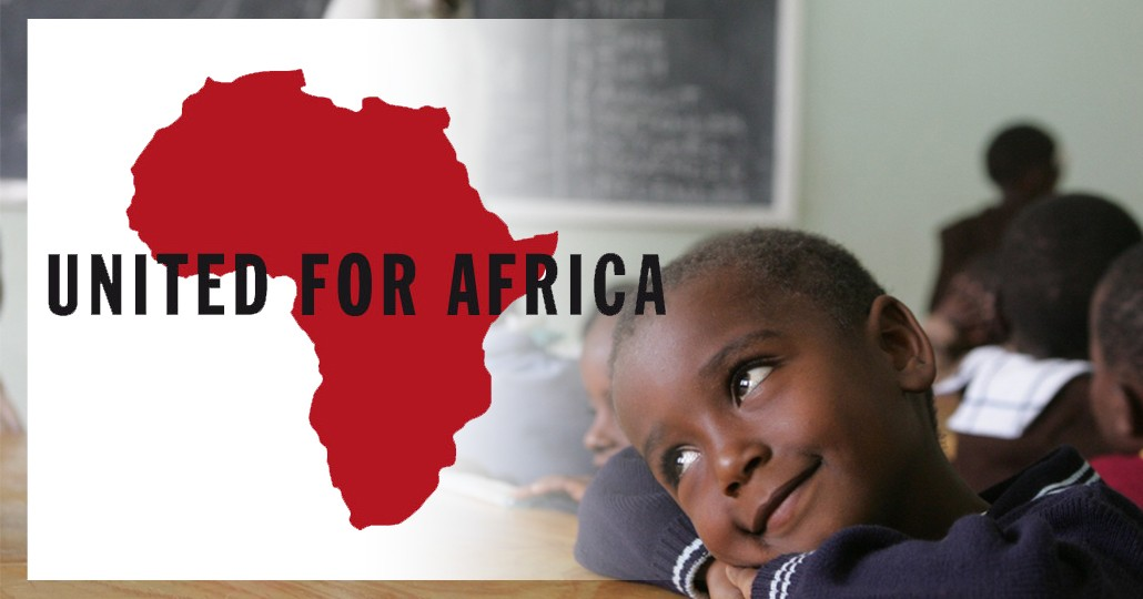 UNITED FOR AFRICA is an alliance of 20 humanitarian and development organization.