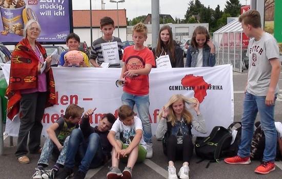 Ideenbörse: Wettbewerbsaktion von Schule