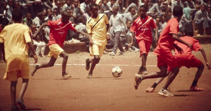 Fussballspiel in Äthiopien._©GEMEINSAM FÜR AFRIKA