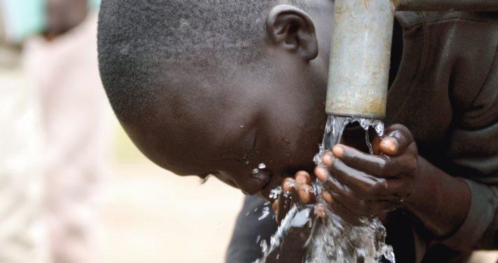 Zugang zu sauberem Trinkwasser:_©©GEMEINSAM FÜR AFRIKA/Thomas Einberger