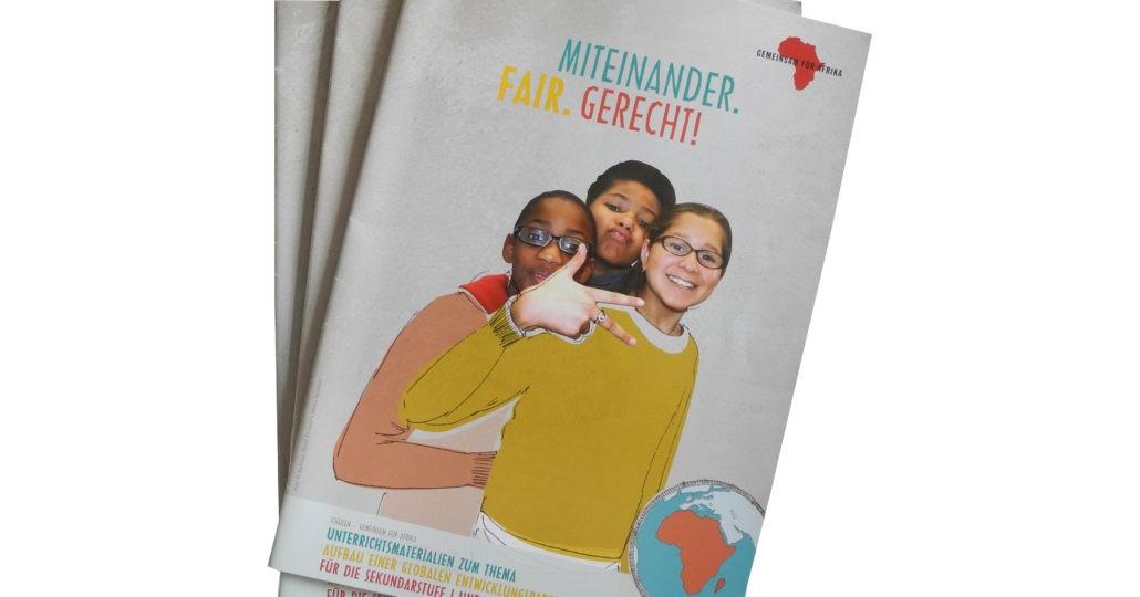 Miteinander.Fair.Gerecht©GEMEINSAM FÜR AFRIKA