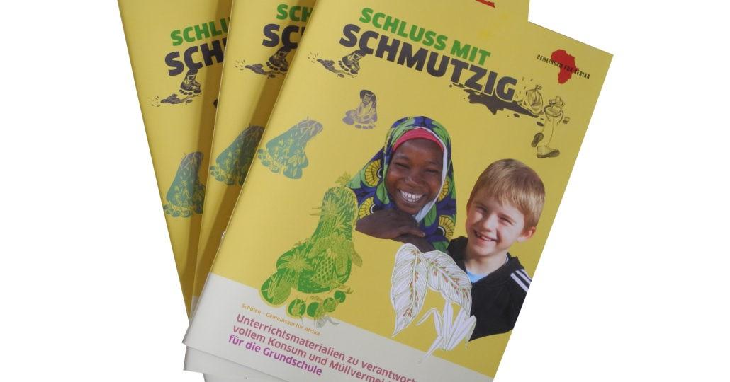 Unterrichtsmaterialien Grundschule Konsum © GEMEINSAM FÜR AFRIKA