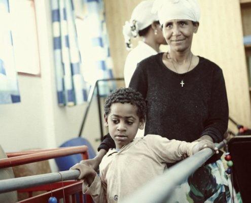 Zentrum für Kinder mit Behinderung_©Pascal Bünning/GEMEINSAM FÜR AFRIKA