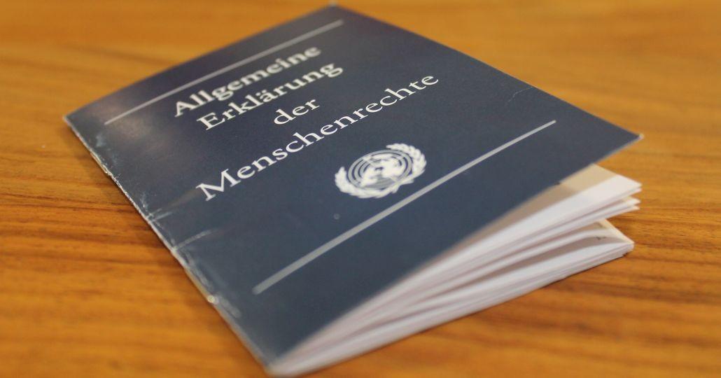 Allgemeine Erklärung der Menschenrechte_©GEMEINSAM FÜR AFRIKA