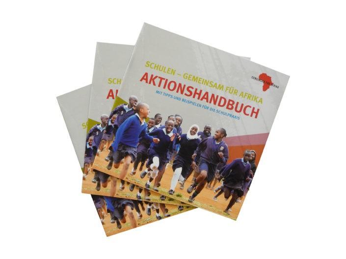 Afrika Aktion starten: Aktionshandbuch von GEMEINSAM FÜR AFRIKA