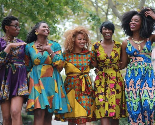 African Fashion in the City 2, CC by Kelechizuvaa