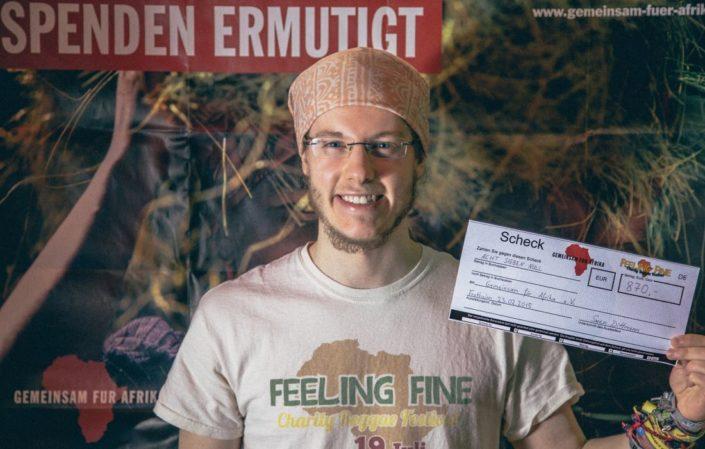 FeelingFineCharity-Festival mit GEMEINSAM FÜR AFRIKA_©GEMEINSAM FÜR AFRIKA
