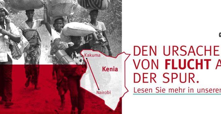 GEMEINSAM FÜR AFRIKA-Reise nach Kenia ins Flüchtlingscamp Kakuma_©GEMEINSAM FÜR AFRIKA