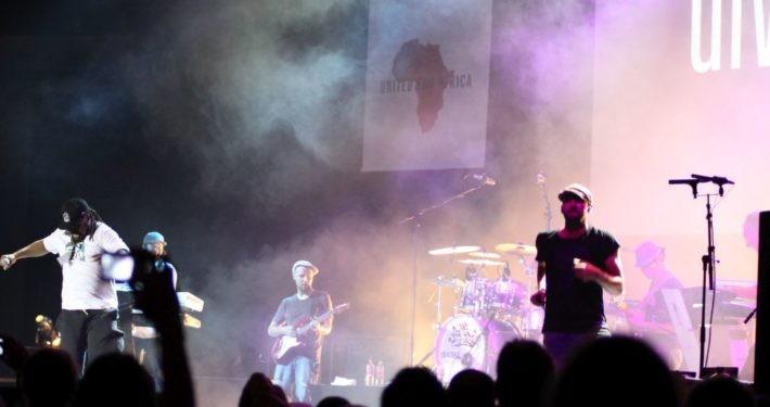 Konzert UNITED FOR AFRICA_©GEMEINSAM FÜR AFRIKA