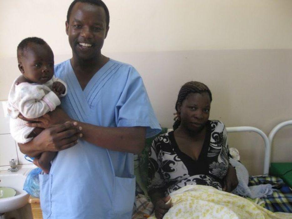 ADRA in Kenia-Geburtshilfe