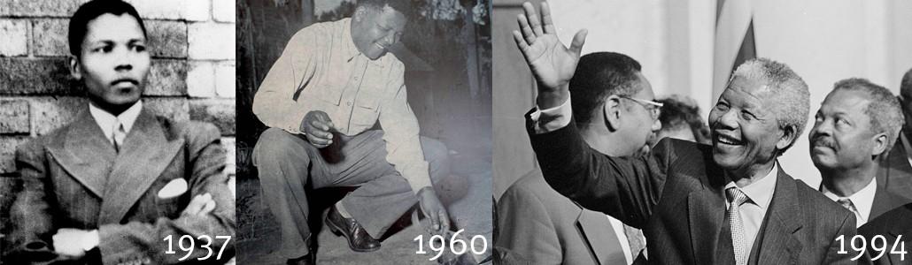 Einhundert Jahre Nelson Mandela