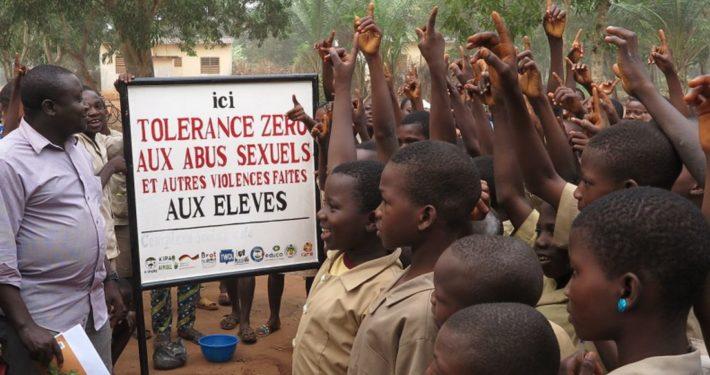 Null Toleranz_©Elisabeth Munsch/Kinderrechte Afrika e. V.