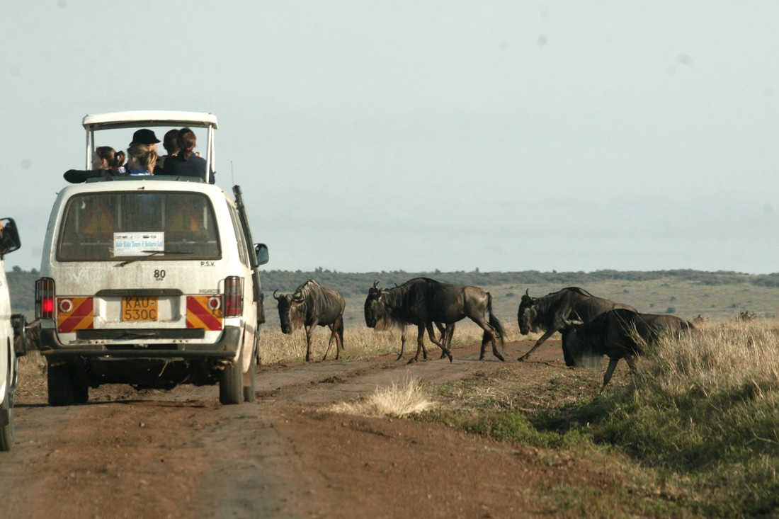 Nachhaltiger Tourismus Afrika