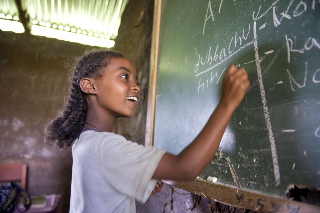 Uganda: Crowdfunding für Damenbinden verbessert Bildungschancen