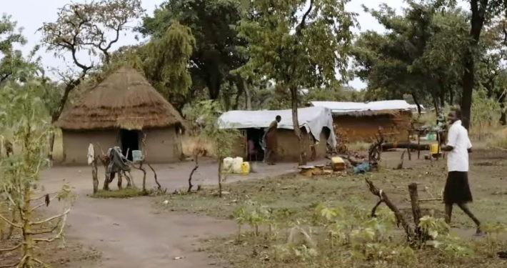 Uganda Flüchtlingslager Adjumani