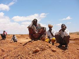 Dürre in Somalia ©ADRA