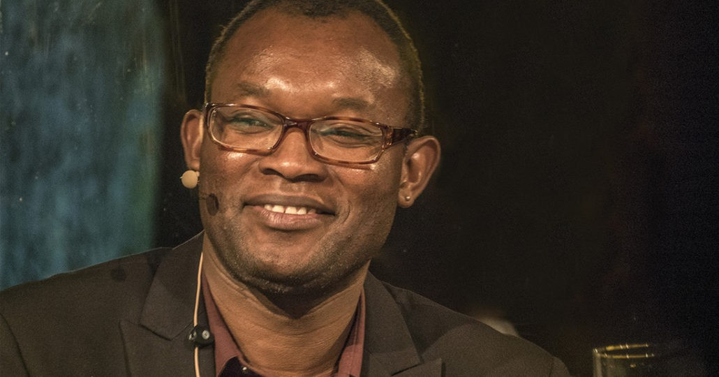 Schriftsteller Fiston Mwanza Mujila