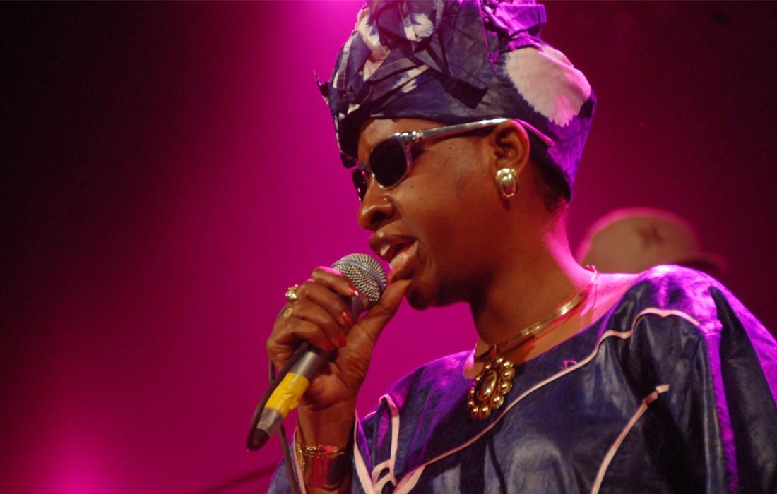 Amadou & Miriam - Musicians Cambridge Festivals 2001-2014