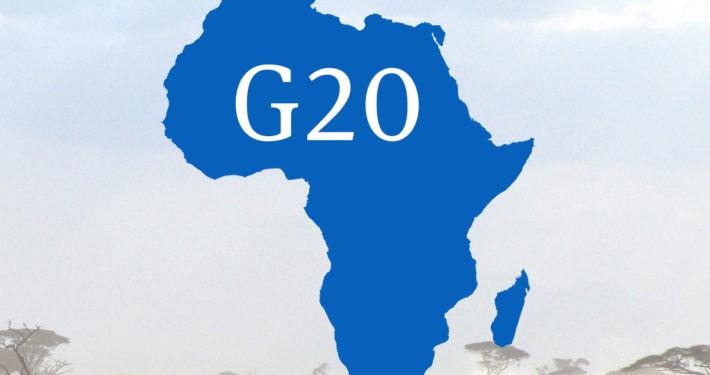"""G20 und der """"Compact with Africa"""""""