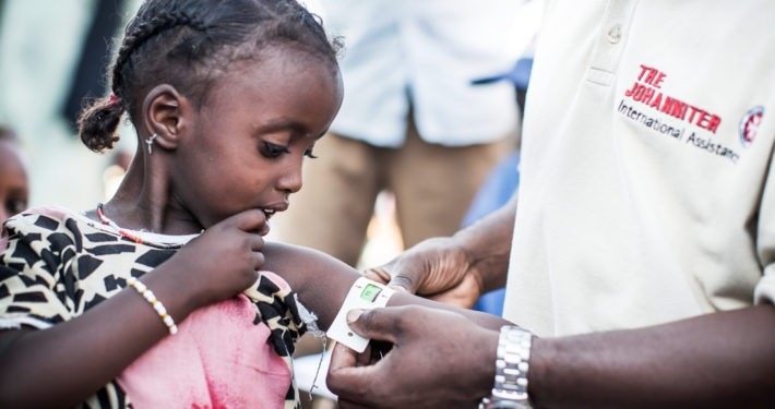 Johanniter-Unfall-Hilfe Kenia Nothilfe GEMEINSAM FÜR AFRIKA