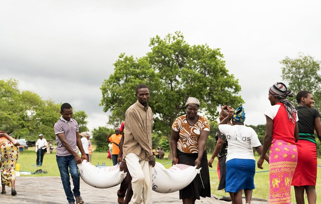 CARE bekämpft Mangelernährung in Simbabwe Foto: Alana Holmberg