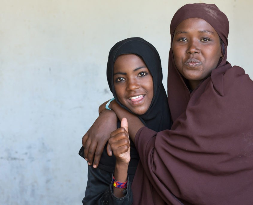 Frauen im Flüchtlingscamp Kakuma, Kenia_©GEMEINSAM FÜR AFRIKA/Trappe