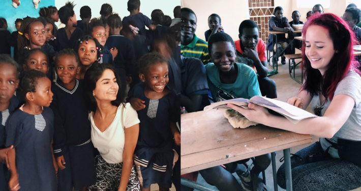 Die YouTuberinnen Ischtar Isik & Einfach Inka starten Spendenaktionen zugunsten von GEMEINSAM FÜR AFRIKA