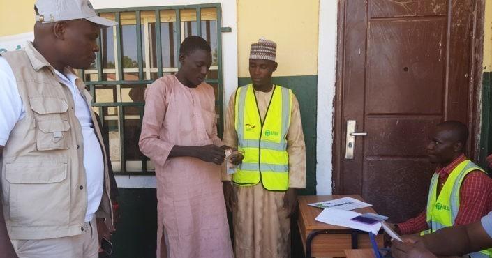 Unsere Mitgliedsorganisation ADRA Deutschland unterstützt Binnenvertriebene in Nigeria._© ADRA Deutschland