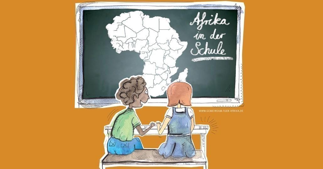 Unterrichtsmaterialien von GEMEINSAM FÜR AFRIKA