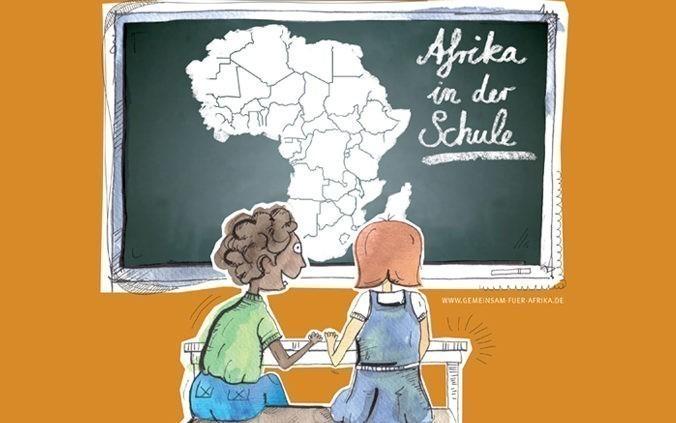 Die Bildungsarbeit ist ein wichtiger Bestandteil unserer Arbeit._©GEMEINSAM FÜR AFRIKA