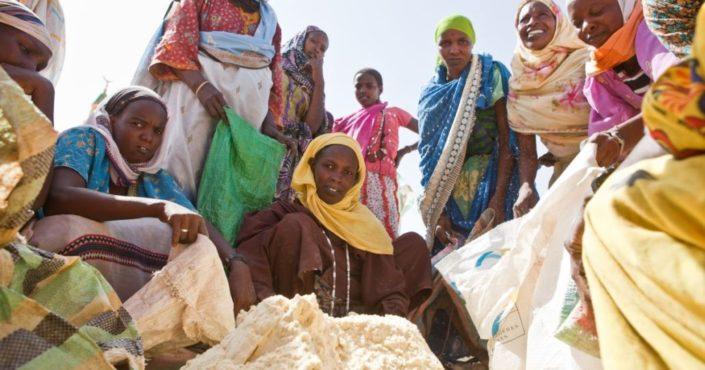Nahrungsmittelkrise in der Sahel-Region des Tschad._©Care Deutschland Luxemburg e.V.