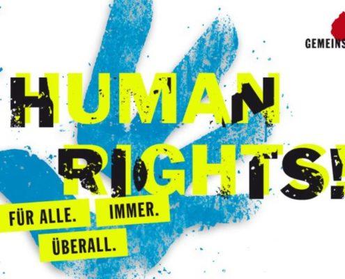 GEMEINSAM FÜR AFRIKA setzt sich für Menschenrechte ein. Für alle. Immer. Überall._©GEMEINSAM FÜR AFRIKA