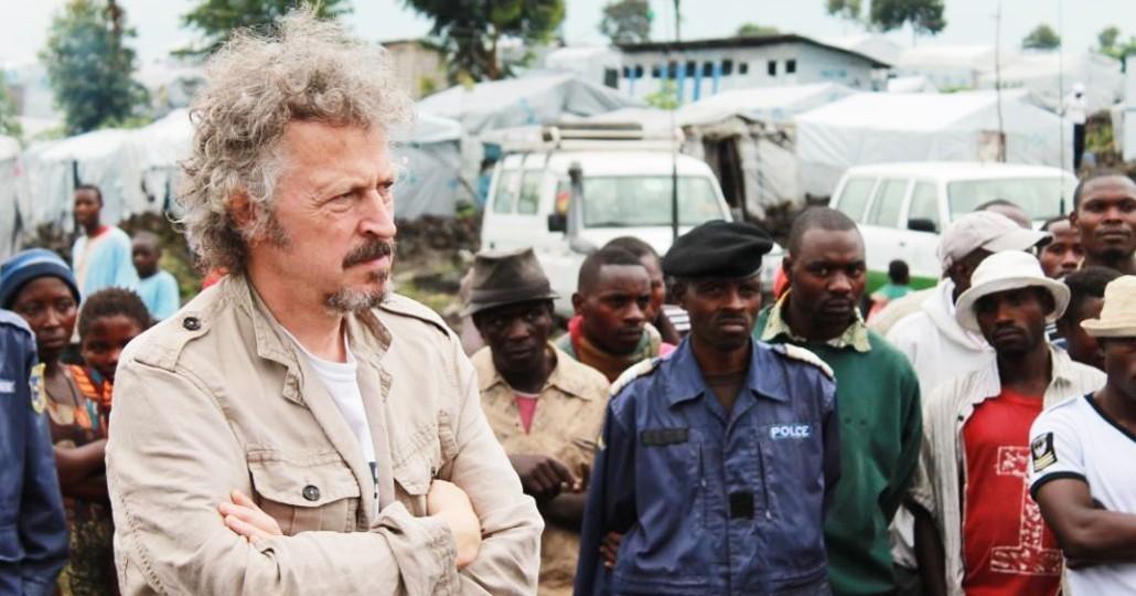 Wolfgang Niedecken ist seit vielen Jahren Botschafter von GEMEINSAM FÜR AFRIKA._©GEMEINSAM FÜR AFRIKA