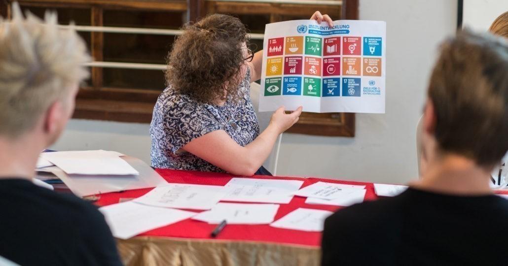 SDG Workshop Sambia 2017_©GEMEINSAM FÜR AFRIKA