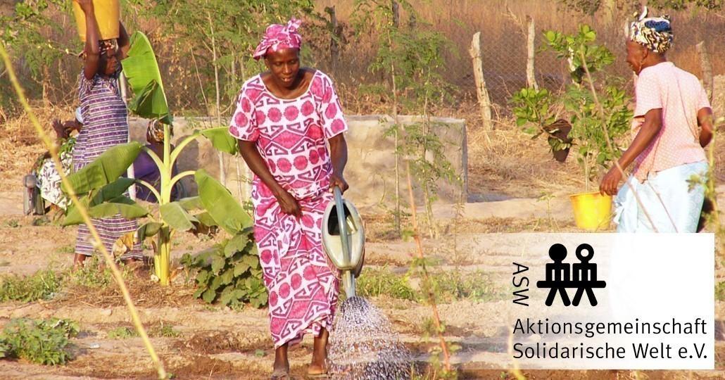 ASW ist Mitglied von GEMEINSAM FÜR AFRIKA. Foto: ASW