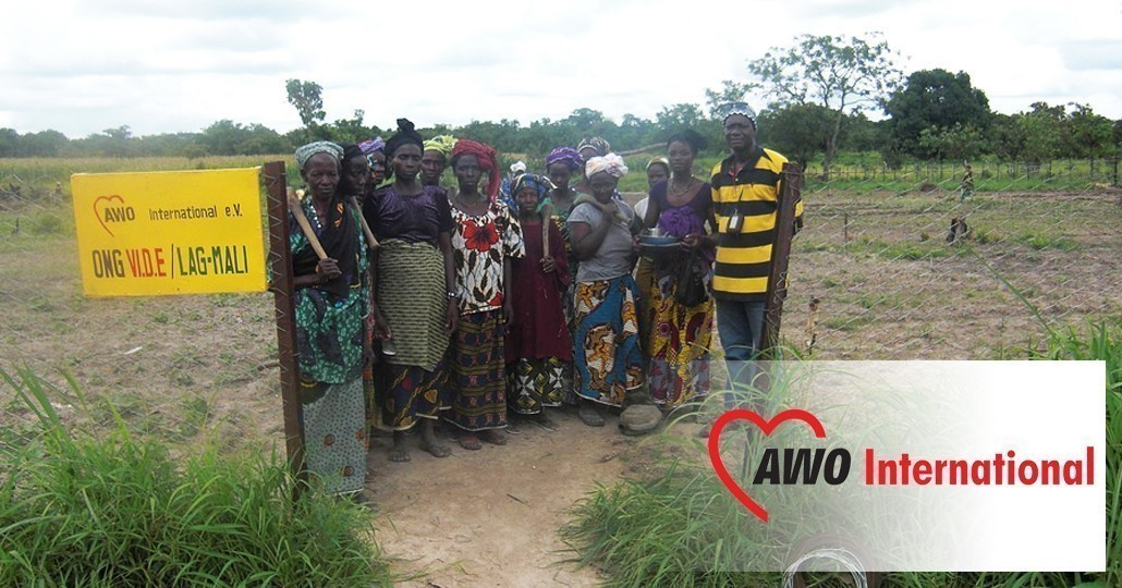 AWO International ist Mitglied von GEMEINSAM FÜR AFRIKA. Foto: LAG Mali