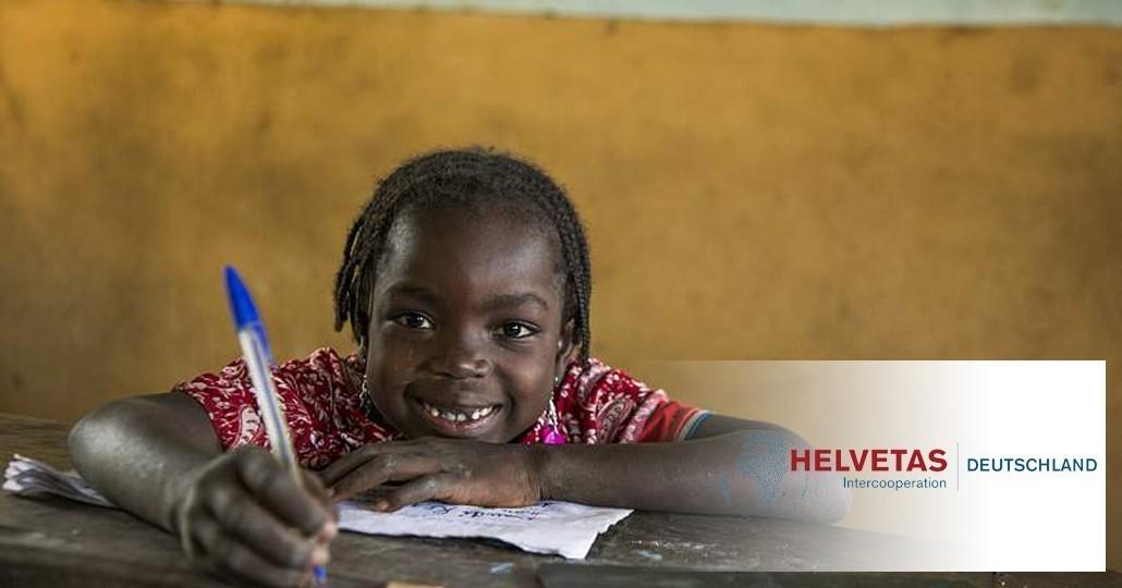 Helvetas Intercooperation ist Mitglied von GEMEINSAM FÜR AFRIKA. Foto: Helvetas