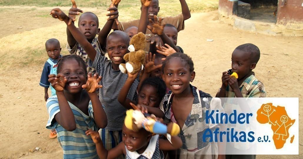 Kinder Afrikas e.V. ist Mitglied von GEMEINSAM FÜR AFRIKA. Foto: Kinder Afrikas e.V.