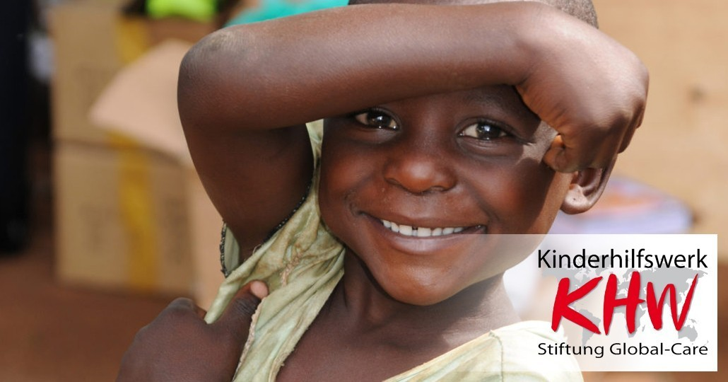 Das Kinderhilfswerk Global-Care ist Mitglied von GEMEINSAM FÜR AFRIKA. Foto: Kinderhilfswerk Global-Care