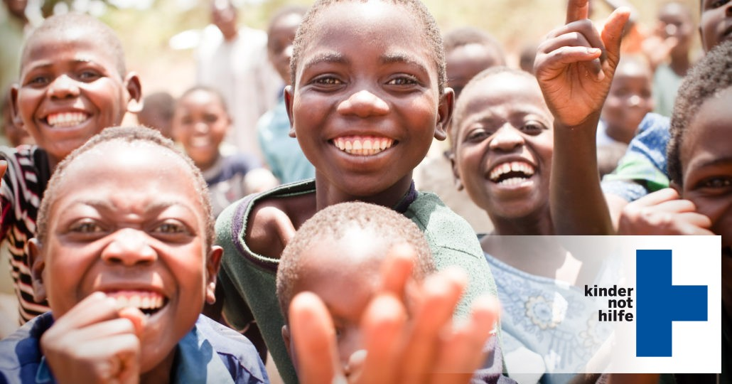 Kindernothilfe e.V. ist Mitglied von GEMEINSAM FÜR AFRIKA. Foto: Kindernothilfe e.V.