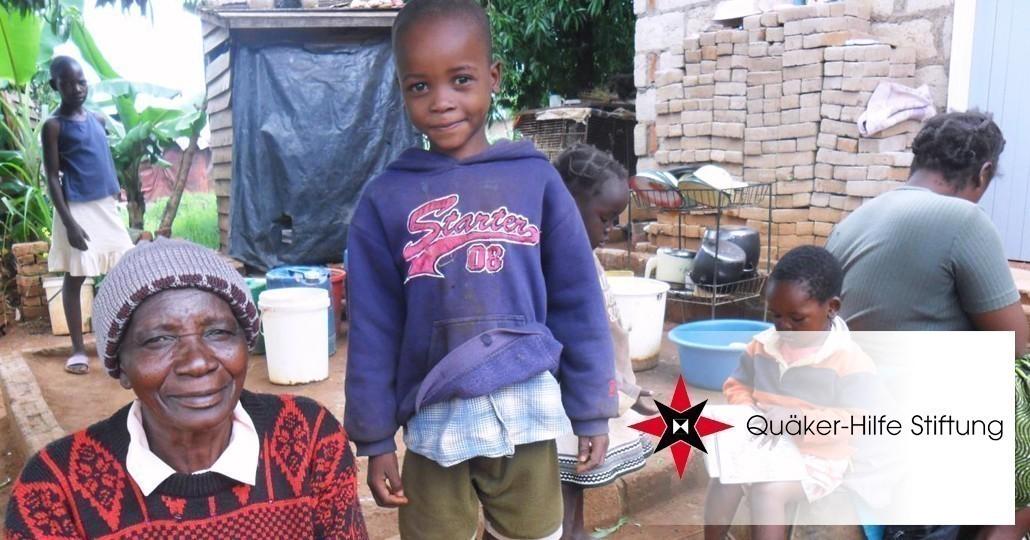 Die Quäker-Hilfe Stiftung ist Mitglied von GEMEINSAM FÜR AFRIKA. Foto: Quäker-Hilfe Stiftung