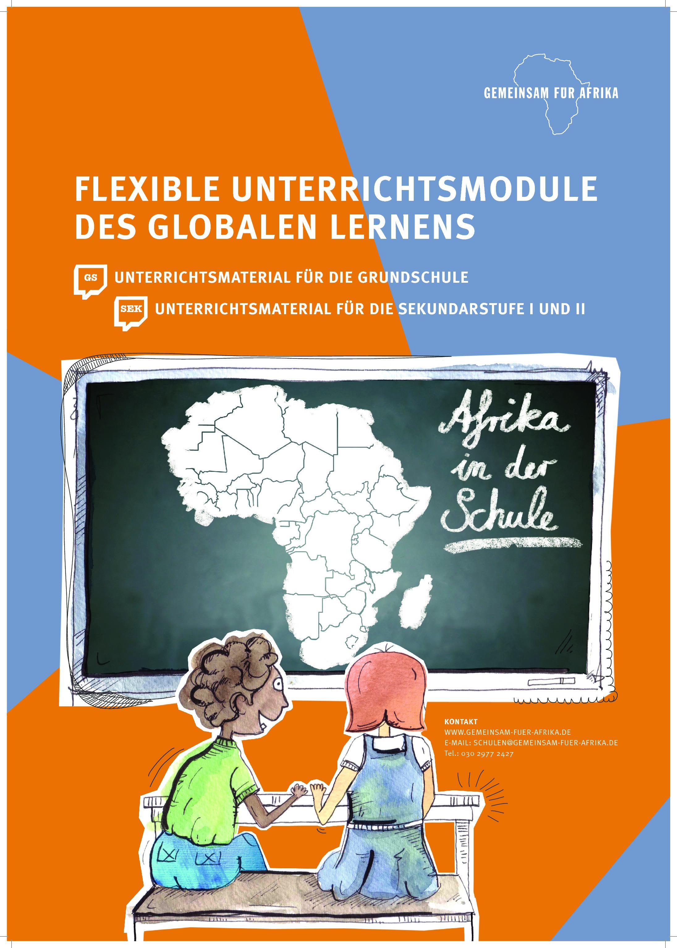 Afrika Kennenlernen Grundschule