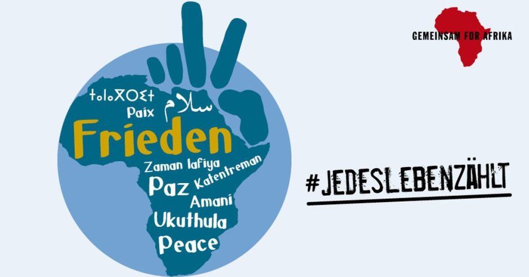 Thema Frieden GEMEINSAM FÜR AFRIKA.©GEMEINSAM FÜR AFRIKA