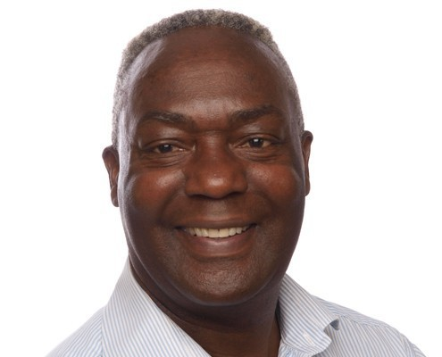 Afrika-Referent James Drake Iga © GEMEINSAM FÜR AFRIKA/ James Drake Iga