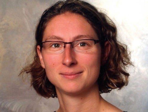 Referentin Christiane Schwittek © GEMEINSAM FÜR AFRIKA/ Christiane Schwittek