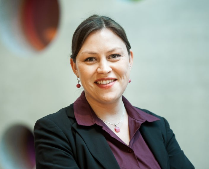 Afrika-Referentin Heike Hoffmann © GEMEINSAM FÜR AFRIKA/Heike Hoffmann