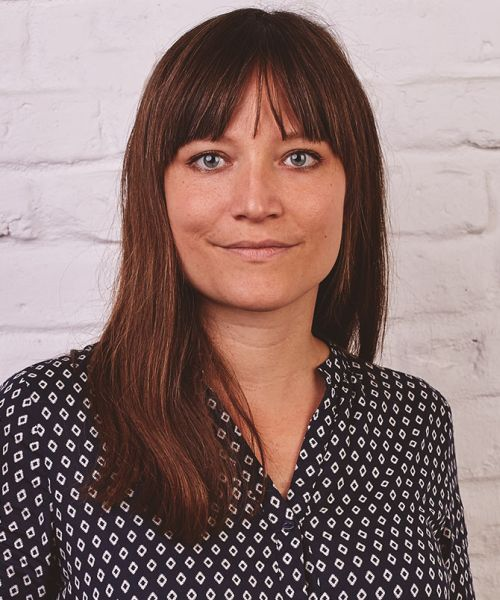 Ulla Rüskamp I Kampagnenkoordinatorin